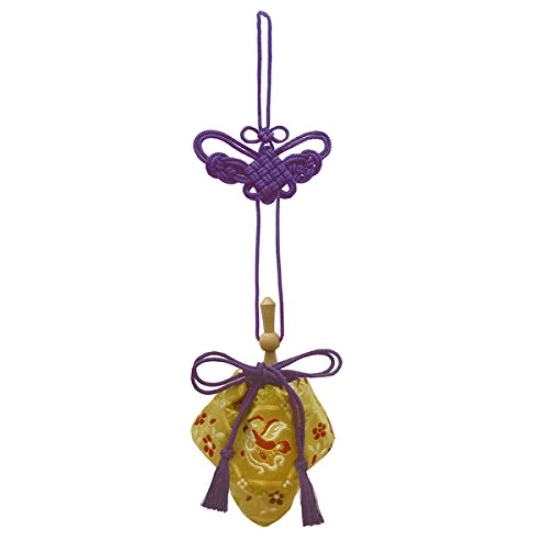 処理する強調細分化する訶梨勒 極品 桐箱入 鳳凰 (紫紐)