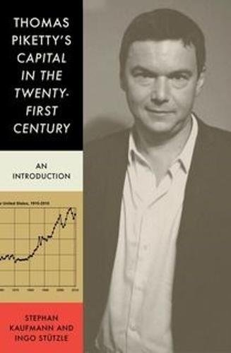 Thomas Piketty's Capital in the Twenty-First Century: An Introduction