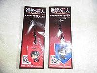 822 進撃の巨人 イヤホンジャック 2種セット anime グッズ