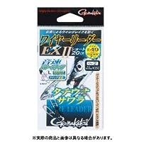 がまかつ(Gamakatsu) リーダー ワイヤーリーダーEXII ショート ワイヤー 20cm 48号 11kg 45613
