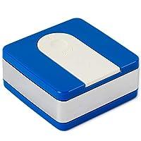 WINDMILL(ウインドミル) 携帯灰皿 WMXスクエア スライド式 ブルー WA01-0003