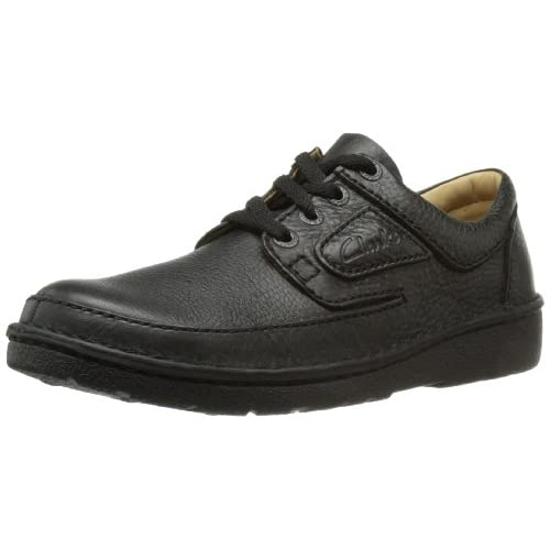 [クラークス] Clarks Nature 2 00111553 Black Grained Leather(Black Grained Leather/UK8)