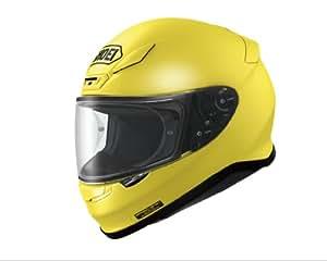 ショウエイ(SHOEI) バイクヘルメット フルフェイス Z-7 ブリリアントイエロー M(57cm)