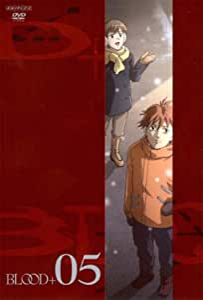 BLOOD+(5) [DVD]