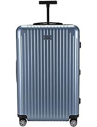 (リモワ)RIMOWA SALSA AIR 878.70 87870 サルサエアー MULTIWHEEL スーツケース キャリーバッグ アイスブルー 84L (820.70.78.4)並行輸入品 [並行輸入品]