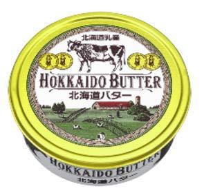 北海道乳業 北海道缶バター 200g