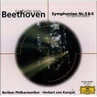 ベートーヴェン:交響曲第5&6