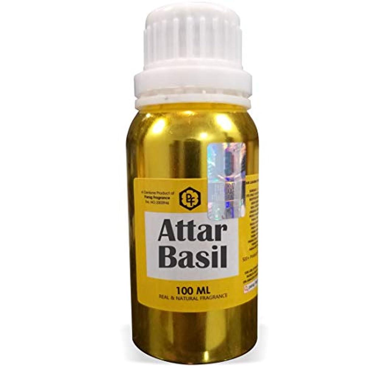 筋肉のファシズム句Paragフレグランスバジルアター100ミリリットル(男性用アルコールフリーアター)香油| 香り| ITRA