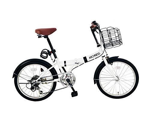 ARCHNESS  206-A 折りたたみ自転車 B01LLTXZA0 1枚目