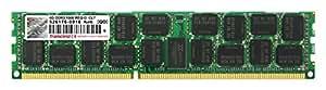 Transcend サーバー ワークステーション用メモリ PC3-8500 DDR3 1066 4GB 1.5V 240pin ECC Registered DIMM (無期限保証) TS512MKR72V1U