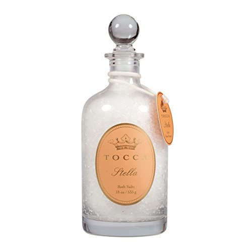 トッカ(TOCCA) バスソルト 535g ステラの香り (約10回分)