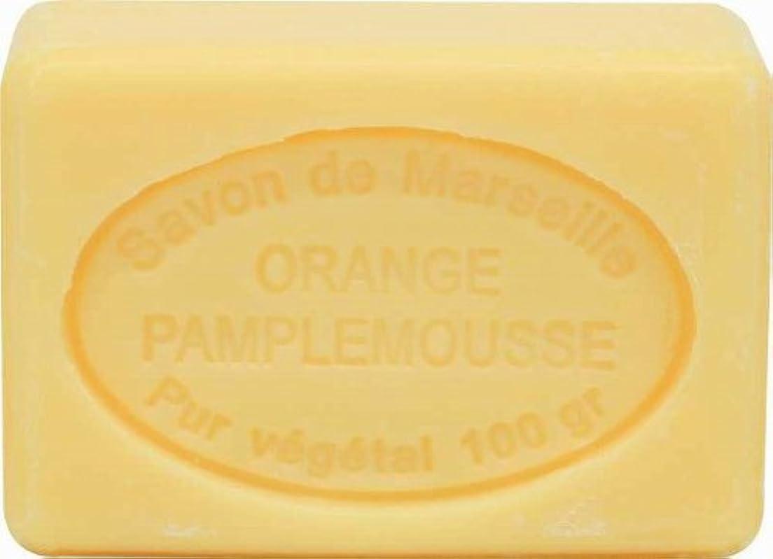 天気白鳥ミュートル?シャトゥラール ソープ 100g オレンジグレープフルーツ SAVON 100