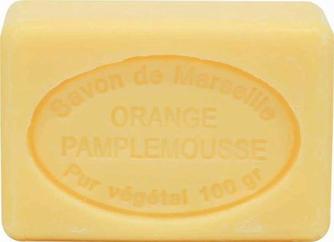 オーケストラ三何故なのル?シャトゥラール ソープ 100g オレンジグレープフルーツ SAVON 100