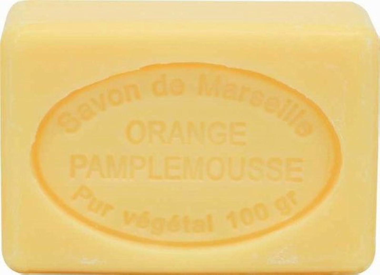 高揚したキャロライン以下ル?シャトゥラール ソープ 100g オレンジグレープフルーツ SAVON 100