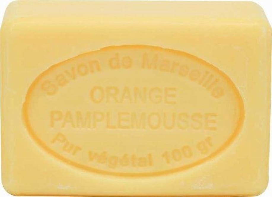 浮く現金記念碑ル?シャトゥラール ソープ 100g オレンジグレープフルーツ SAVON 100
