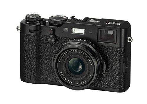 FUJIFILM デジタルカメラ X100F ブラック X100F-B A ...