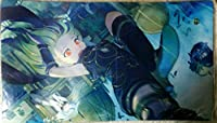 カルマシティ gravity daze グラビティデイズ プレイマット 混沌の女神様 ぴらるーく ミッドナイトブルー