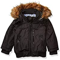 Ben Sherman Boys Puffer Jacket Down Alternative Coat