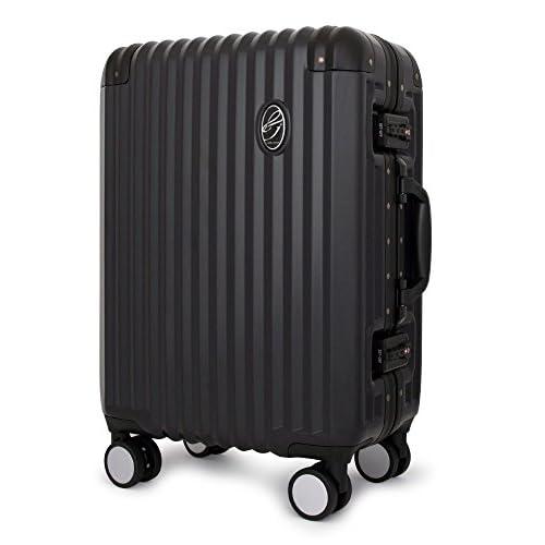 (ロジェールジャパン)LOJEL JAPAN スーツケース LJ-0737-50 49cm MAT-BLACK