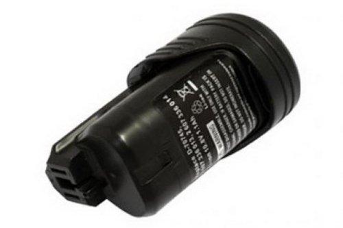PowerSmart BOSCH/ボッシュ FL10、GLI 10.8 V-LI、GMF 10.8 V-LI、GOS 10.8 V-LI、GSA 10.8 V-LI、GSC 10.8 V-LI、GUS 10.8 V-LI、GWB 10.8-LI、GWI 10.8 V-Li、BOSCH CLPK、GDR、GOP、GSR、PS シリーズ, 2 607 336 013、 2 607 336 014、 2 607 336 333、 BAT411、 BAT411A、 BAT412A、 BAT413A, 対応互換 電動工具 バッテリー 充電池