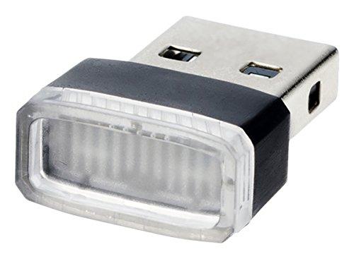 星光産業 イルミライト 車用 USBイルミカバー ホワイトL...