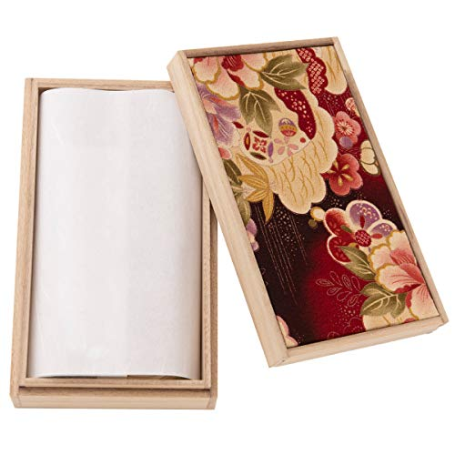 (赤ちゃんまーけっと) 内祝い お祝い プレゼント ギフト 名入れ okuru 紅白うどん 祝花 桐箱入り 150g