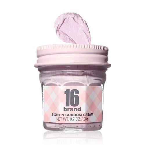 16brand Sixteen Guroom Cream * Pink Tone Up * 20g/16ブランド シックスティーン クルム クリーム * ピンク トーンアップ * 20g [並行輸入品]