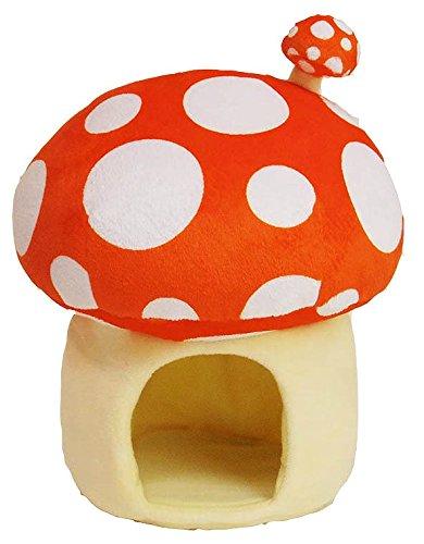 かえるのピクルス きのこハウス オレンジ