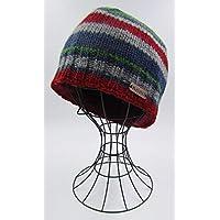 ドイツ発(MOSHIKI BRAND):メンズ ビーニー型ニット帽子:THULAGI