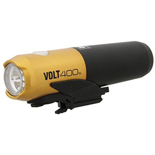 キャットアイ(CAT EYE) ヘッドライト [VOLT400] ゴールド リチウムイオン充電式 ボルト400 HL-EL461RC