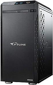 マウスコンピューター mouse【ゲーミング】 デスクトップパソコン G-Tune(Corei7 10700/RTX3060/16GB/256GB/1TB/Win10)NM-C711SHR6ZM