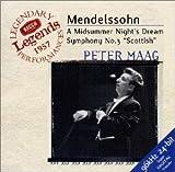 メンデルスゾーン : 交響曲 第3番 イ短調 作品56「スコットランド」