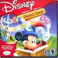 Disney's Phonics Quest (輸入版)