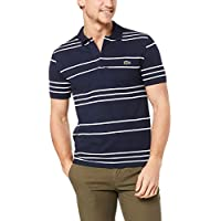 Lacoste Men's Slim FIT Collar Detail Polo