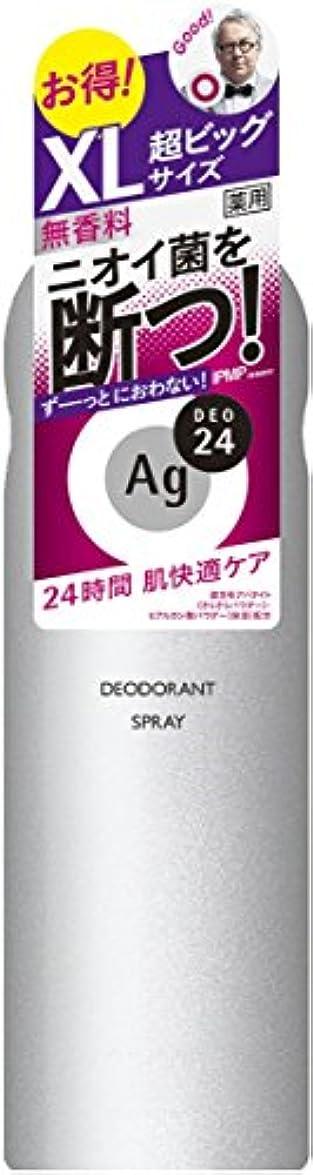 カートコントローラ寛大さエージーデオ24 パウダースプレー 無香料 240g (医薬部外品)