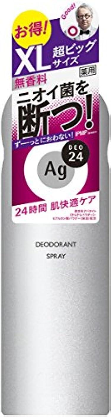 推定する荒らすコイルエージーデオ24 パウダースプレー 無香料 240g (医薬部外品)