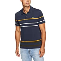 Lacoste Men's Multi Stripe Polo