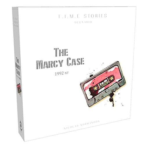 T.I.M.E ストーリーズ:マーシー事件 日本語版
