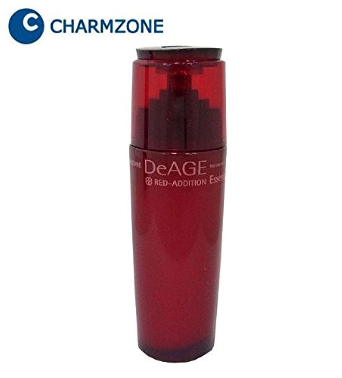 化合物主権者商業のチャームゾーン DeAGE Line ディエージレッドアディション エッセンス 50ml