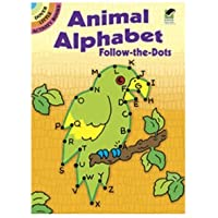 Dover Activity Book Animal Abc's/Dot To Dot by Dover [並行輸入品]