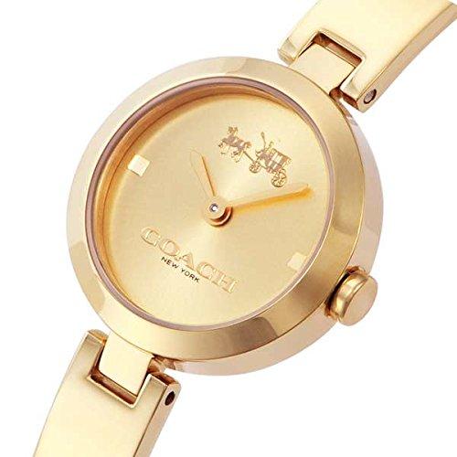 (コーチ) COACH コーチ 時計 レディース COACH 14502044 AVERY アベリー ブレスレット 腕時計 ウォッチ ゴールド[並行輸入品]