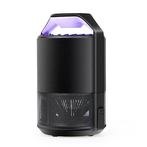 蚊取り器 虫取り器 吸引式捕虫器 USB給電式 LED搭載 蚊対策 薬剤不使用 赤ちゃんやペットにも安心、無害 静音 省エネ 台所、居間、寝室、オフィスや事務所などにピッタリ アウトドア 携帯便利