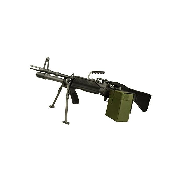 A&K A&K MK43 MOD 0 (M60E4) 軽機関銃 AEG