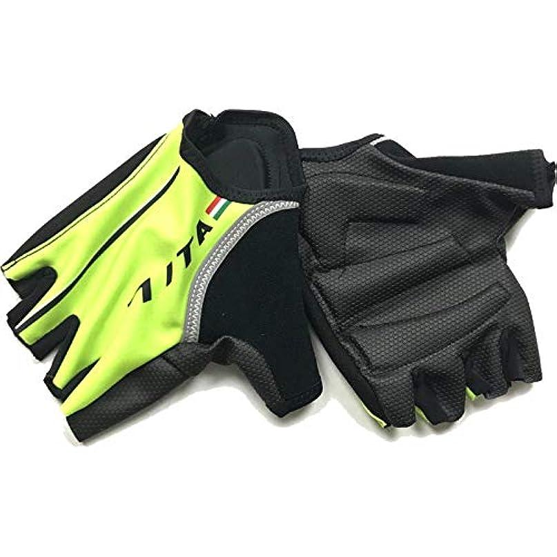 うまくいけば木製競合他社選手セブンイタリア Neo Cobra II Gloves イエロー XL(79S-NC2-GV-YLXL)