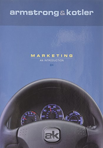 Download Marketing: An Introduction (8th Edition) 0131865919