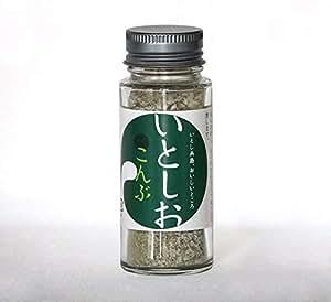 おいしい 手作り塩 国産 またいちの塩 山下商店 福岡県 糸島産 いとしおこんぶ25g