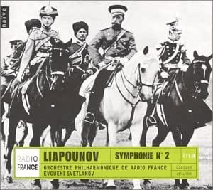 リャプノフ;交響曲第2番変ロ短調Op.66 (Liapounov: Symphonie No. 2)