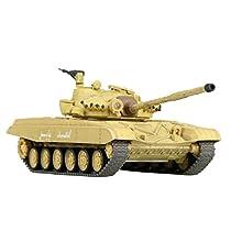 青島文化教材社 1/72 RC VS タンク T-72 A