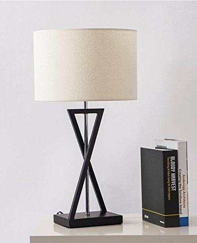 Nilight 洋式 個性 モダン シンプル ファッション 寝室 ナイトライト テーブルランプ 装飾ランプ