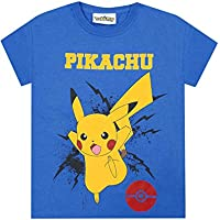 Pokemon Pikachu Bolt Boy's T-Shirt